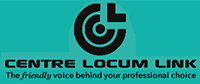 Centre Locum Link Logo